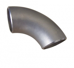 90 Degrees 24 Inch Stainless Steel Elbow