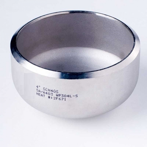 Gost 17379 304L Stainless Steel Pipe Cap