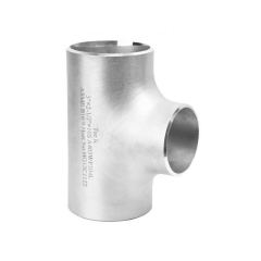 ANSI B16.9 Stainless Steel 304 Pipe Fitting Tee