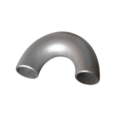 Seamless Welded Steel 90 Degree 5D Pipe Fitting Bend