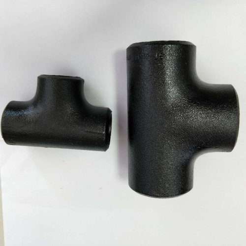 A234wpb Seamless Sch80 Carbon Steel Pipe Fitting Equal Tee
