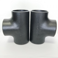 Carbon Steel Bw Sch40 Smls Pipe Fitting Equal Tee