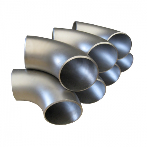 316L 90 Degree Stainless Steel Pipe Fitting Elbow